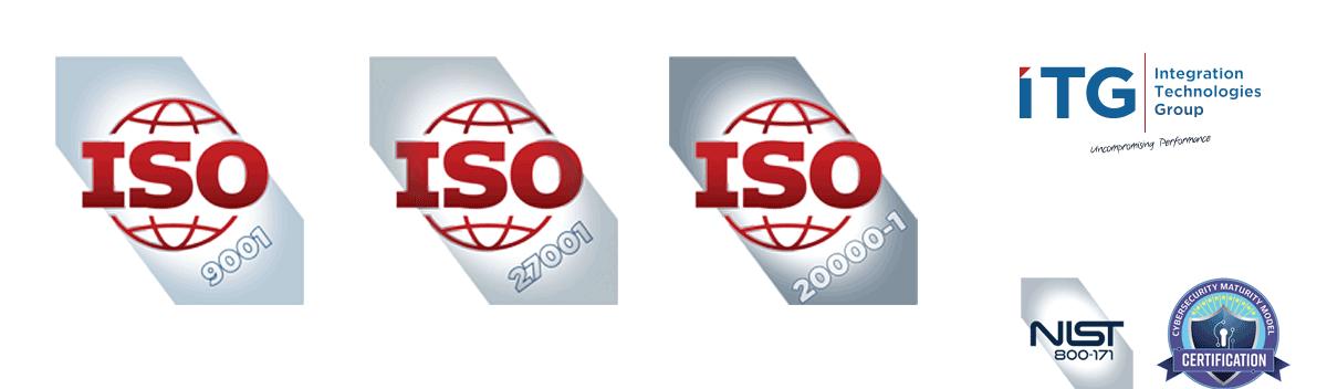 ISO Webinars by ITG